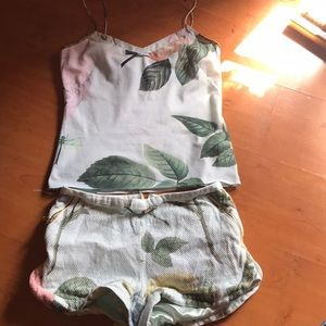 Ted Baker Shorts - Tes baker set shorts and camisole